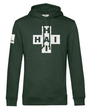 Hai Hoodie Men- Cross