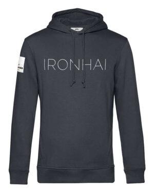 Hai Hoodie Men- Iron Thin