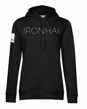 Hai Hoodie Women- Iron Thin