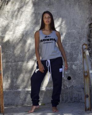 Wo Heavy Sweat Pants - Branding