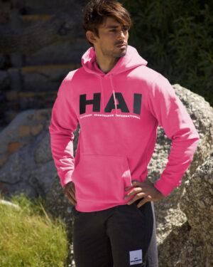 Hai Soft Hoodie Men - H A I