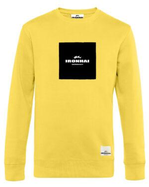 Hai Soft Sweater Men - Big Block Black