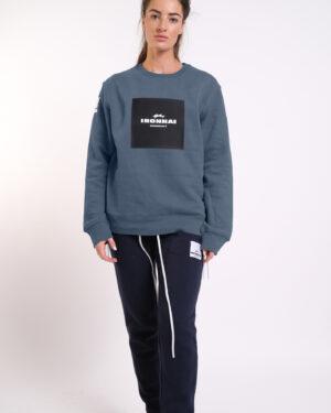 Hai Soft Sweater Women - Big Block - black