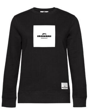 Hai Soft Sweater Women - Big Block - white