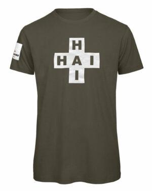 Hai Shirt Men - Cross