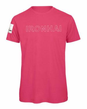 Hai Shirt Men - Iron Outline
