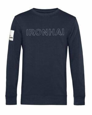 Hai Sweater Men - Iron Outline