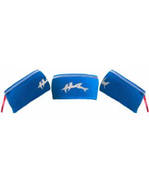 Hai Funktion Headband-White Shark