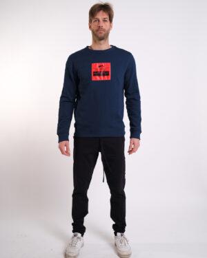 Hai Soft Sweater Men - Coral President