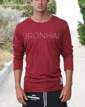 Hai Funktion Longsleeve Men – Iron Thin