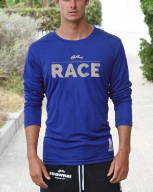 Hai Funktion Longsleeve Men – Race