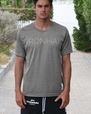 Hai Function-Men Shirt - Iron Thin