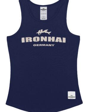 FU Hai Tank Top Women - Iron Big