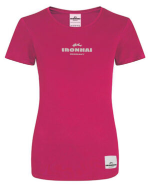 FU Hai Shirt Women - Ironhai Small
