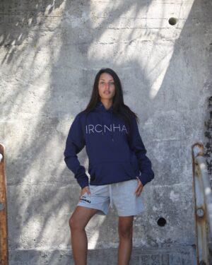 Hai Funktion Hoodie Women-Iron Thin