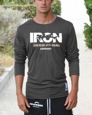 Hai Funktion Longsleeve Men – Iron