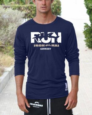Hai Funktion Longsleeve Men – Run