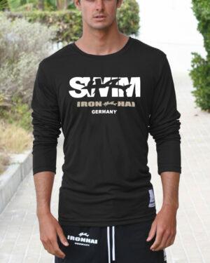 Hai Funktion Longsleeve Men – Swim