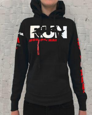 Hai Hoodie Women Special - Run