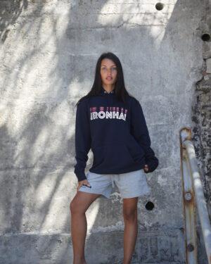 Hai Oversize Hoodie Women – Ironhai Shadow